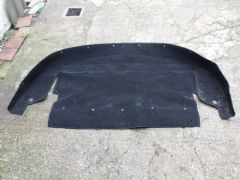 MAZDA MX5 EUNOS (MK1 1989 - 97) REAR SHELF CARPET / TRIM - BLACK !! FREE POST !!